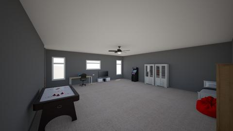 Chris Shearer Jr - Bedroom  - by 79761