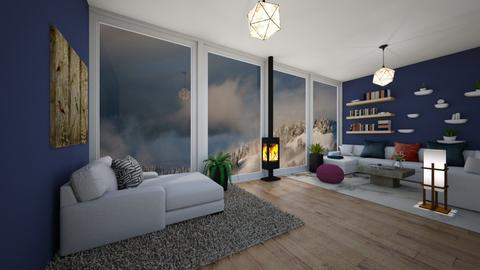 Cozy living - Living room  - by ArtLiveRepeat