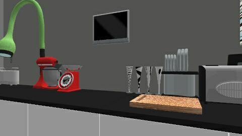 kitchen - Modern - Kitchen - by Diego Ceniceros