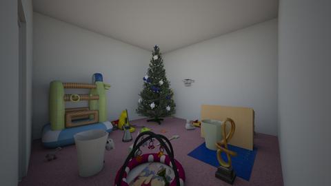 Mari - Kids room  - by cdafis
