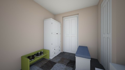 Hallway - Modern - by caiine