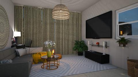 H - Classic - Living room - by Yana_Arsenyuk
