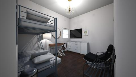 My bedroom - Global - Bedroom  - by Carleybee