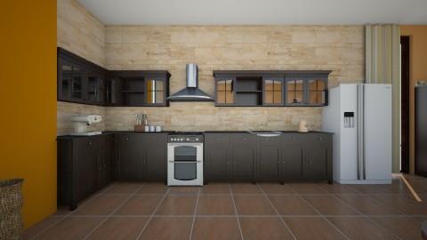veronica - Classic - Kitchen  - by Angela Quintieri