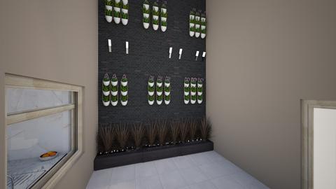 muro verde 2 - Garden  - by Claudia Servin leyva