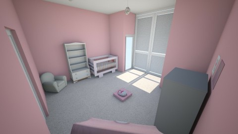 BABYS ROOM - Classic - Kids room - by gift123