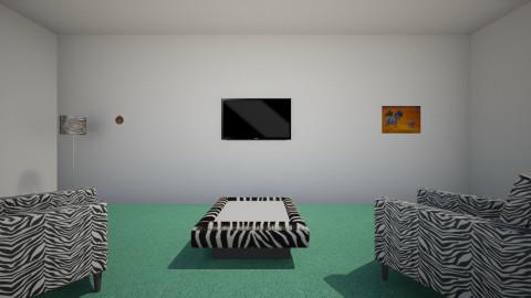 raegans dream room - Modern - Bedroom - by Trooper205