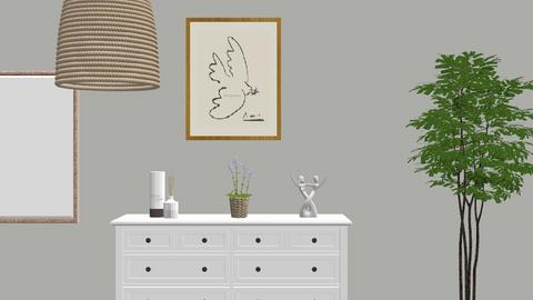 first desing - Bedroom  - by mor_shedo