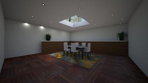 Skylight - Living room - by designcat31