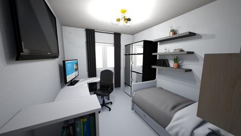 My Dream Room - Bedroom  - by Tatu Ioan Emilian