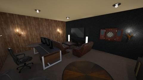 basement - by stic