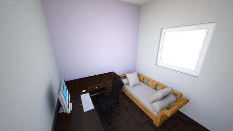 gamer - Living room  - by lucascapo24
