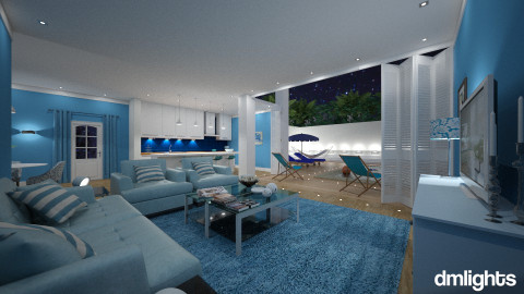 VN De Mil Fontes  - Country - Living room  - by DMLights-user-982267