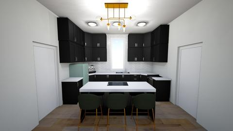 house - Kitchen  - by griffin_mae