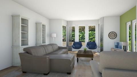 mariska - Glamour - Living room  - by schrijnwerker