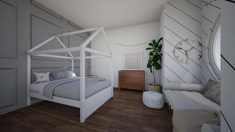 interior design class - Bedroom  - by imevelyn1