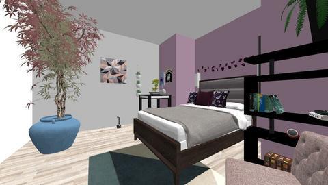 Lavender Room - by Jordiz