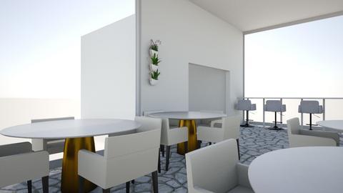 Restaurant 1 - Modern - by sherrylizhu