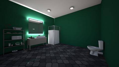 tiny house bathroom - Bathroom  - by Johanna Geary