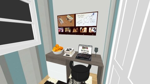 Quaint  - Minimal - Office  - by deleted_1519083446_GHinteriordesign