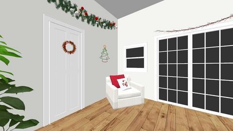 christmas - Bedroom  - by reeseandrews