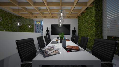 foliage - Office  - by MiaM