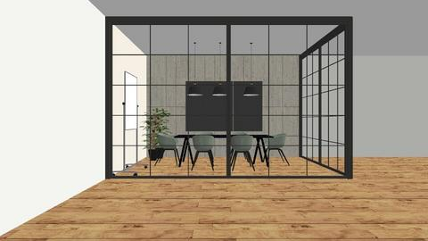 Coworking  - Office  - by april11221