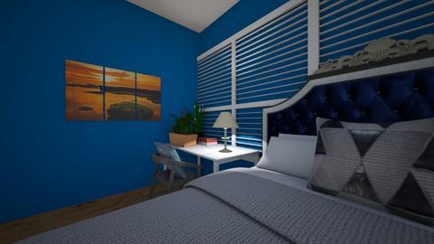 bedroom - by mccumons2