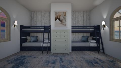 Cousins Beach Getaway - Bedroom  - by BaylorBear