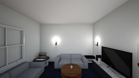 Home - Modern - Living room  - by newtonchase