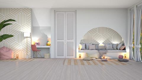 Girls Bedroom - by TropicalWeed