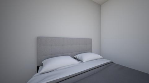 my room - Classic - Bedroom  - by nejtiri12