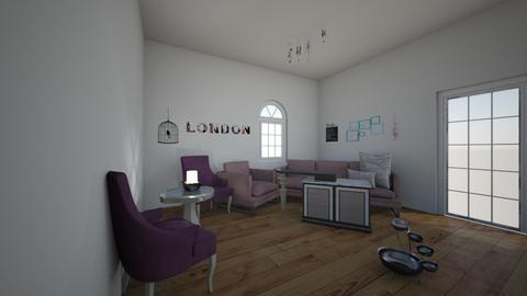 modren house - Modern - by thediygirl