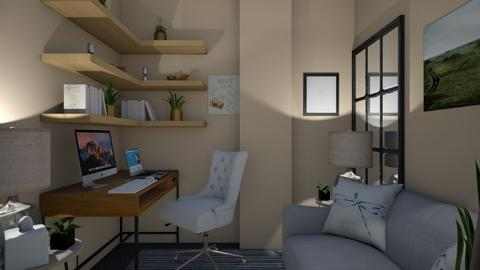 Christines Office 2 - Office  - by Transformations by Tracy