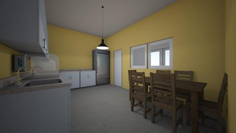 style 2 - Kitchen  - by vikreta