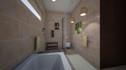 Patty Master Bath - by loriuhland
