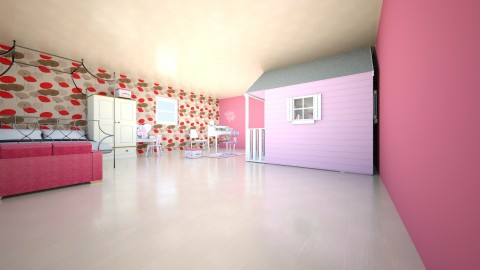 Girl Room - Modern - Kids room  - by babygirl08570