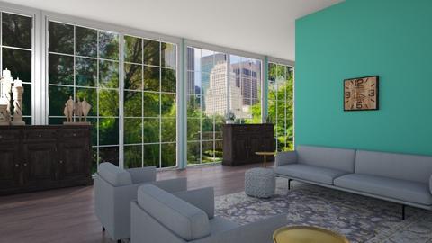 Try - Modern - Living room  - by designcat31