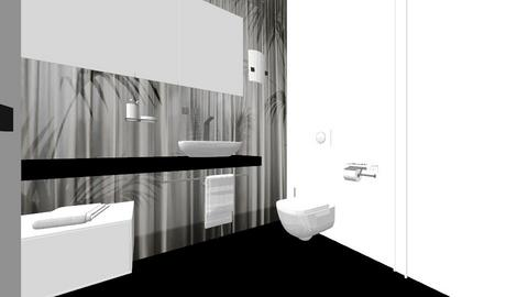 Bathroom 1floor - Bathroom - by Brera