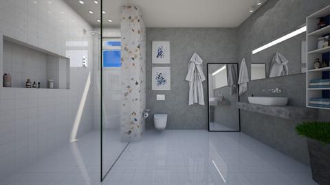 APT mdr - Bathroom  - by diegobbf