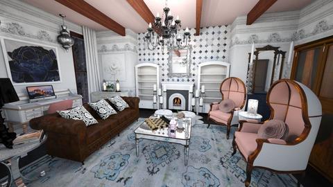 Living Room - Living room  - by amerveillov