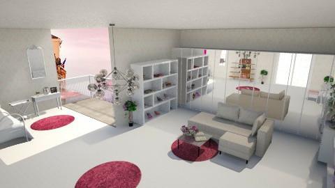 DR - Bedroom - by ReneaaQ