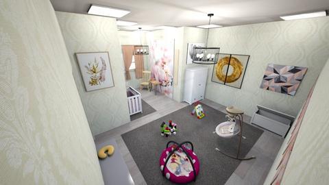 baby - Kids room  - by bortholf