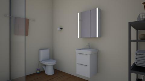 tiny home bathroom - Bathroom  - by 29catsRcool
