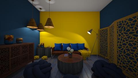salonik - Living room  - by anart