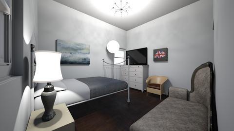 My New Room - Vintage - Bedroom  - by lovecarley