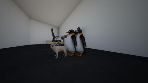 alfies penguin room - Bedroom  - by saa2020