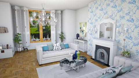 Template Baywindow Room - by aj cassa