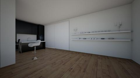 house 1 - by Larasebt