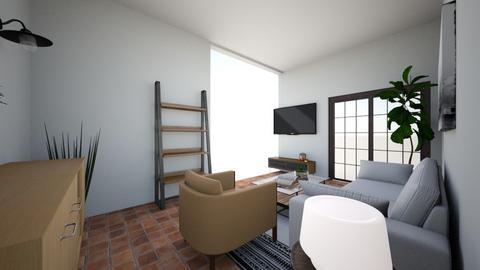 Burr Oak Living Room - Living room  - by mmoorethread
